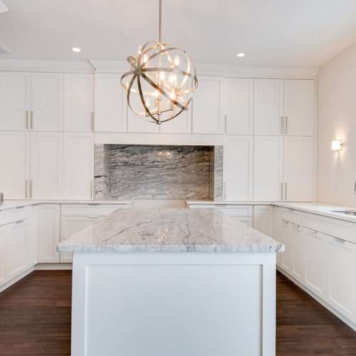 London Home Builders Millstone Homes - Kitchen Talbot Village London Ontario
