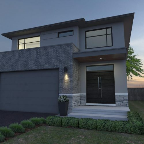 London Home Builders Millstone Homes - Concept 1