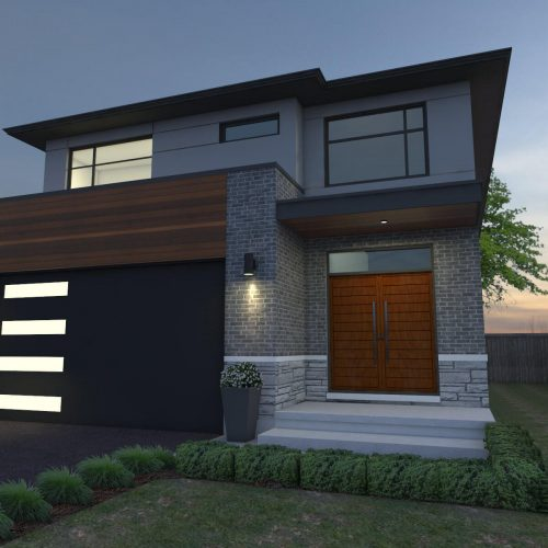 London Home Builders Millstone Homes - Concept 2