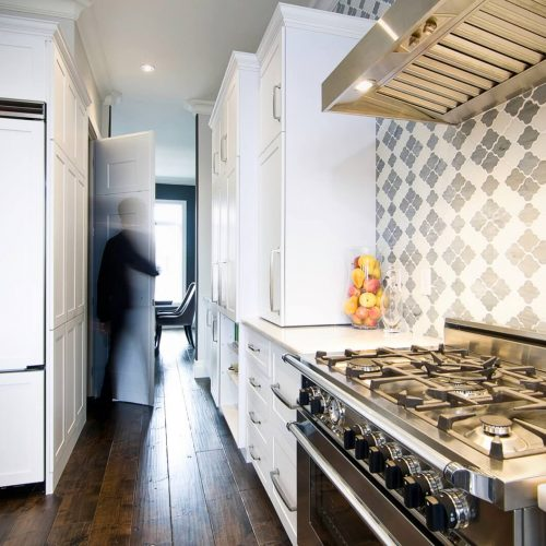 London Home Builders Millstone Homes - Kitchens for Every Day Living 1