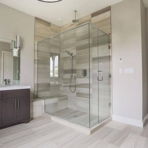 London Home Builders Millstone Homes - Rainfall Showers