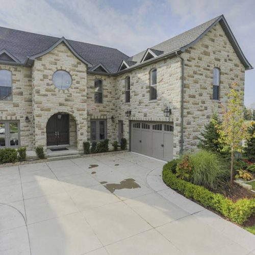 London Home Builders Millstone Homes - Front Marble