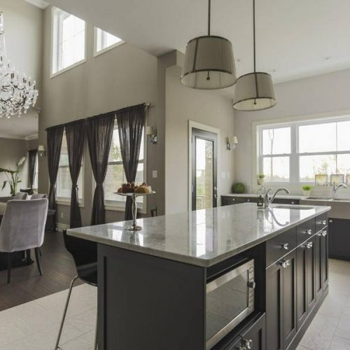London Home Builders Millstone Homes - Marble Area