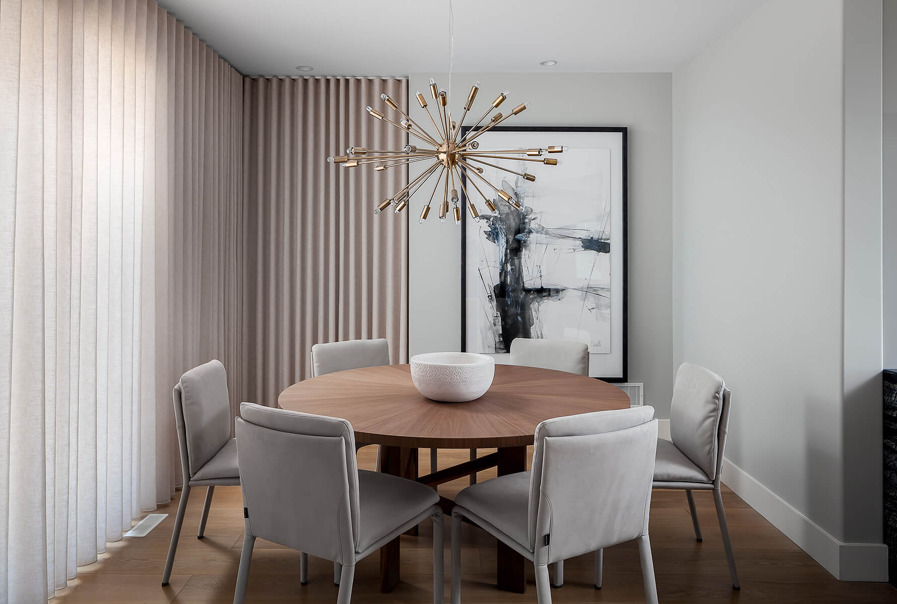 London Home Builders Millstone Homes - Home 1 Dining Room Final
