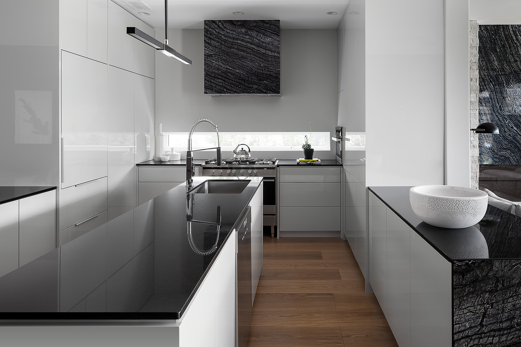 London Home Builders Millstone Homes - Home 1 Kitchen One Point Final
