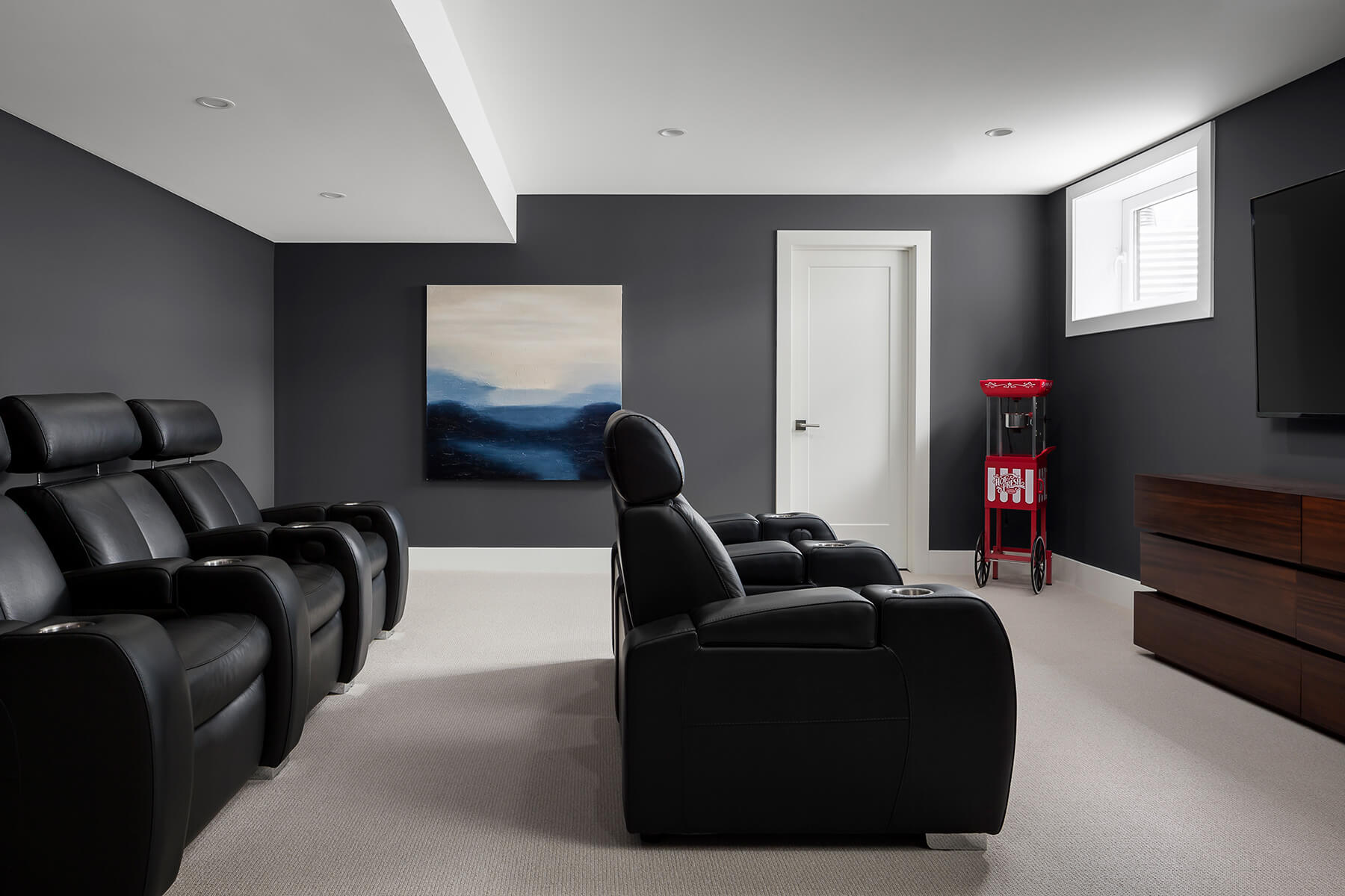 London Home Builders Millstone Homes - Home 1 Living Room One Point Final