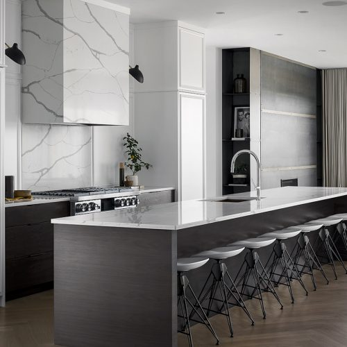 London Home Builders Millstone Homes - Kitchen 1 Silver Leaf Dream Home Interiors