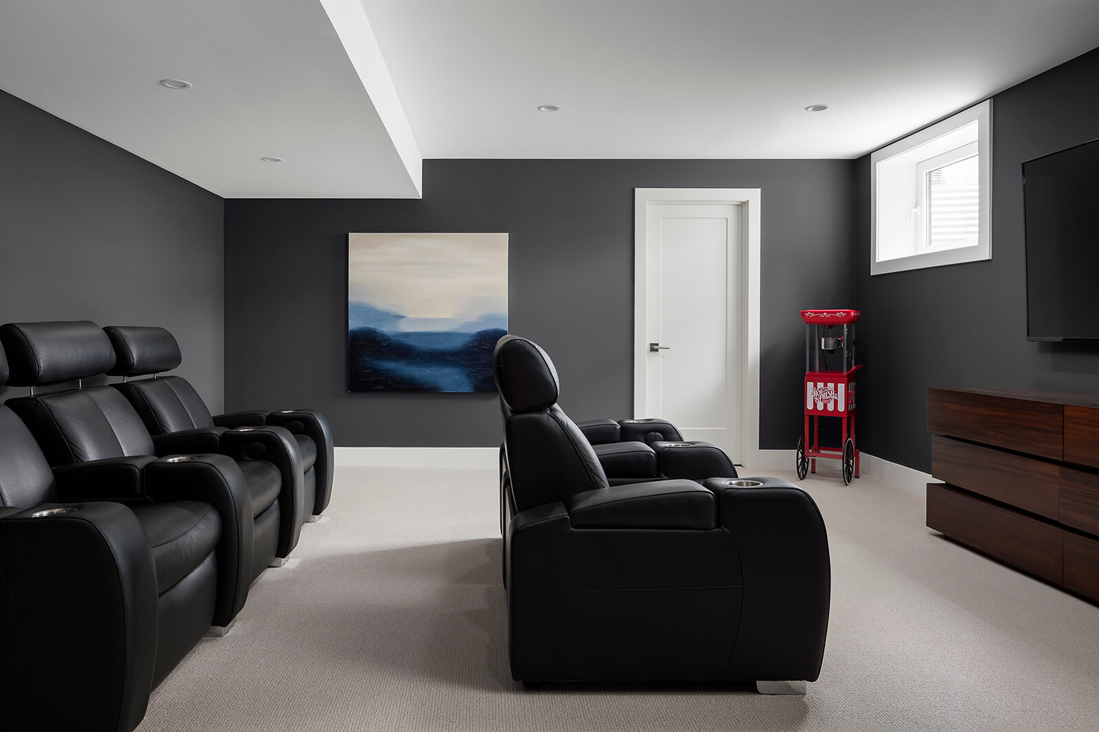 London Home Builders Millstone Homes - Home1 Living Room One Point Final