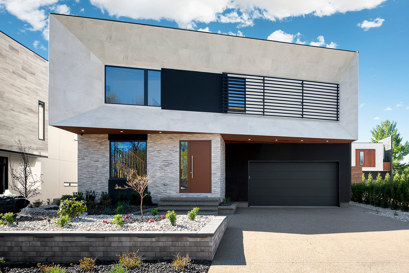 London Home Builders Millstone Homes - Home2 Front Final
