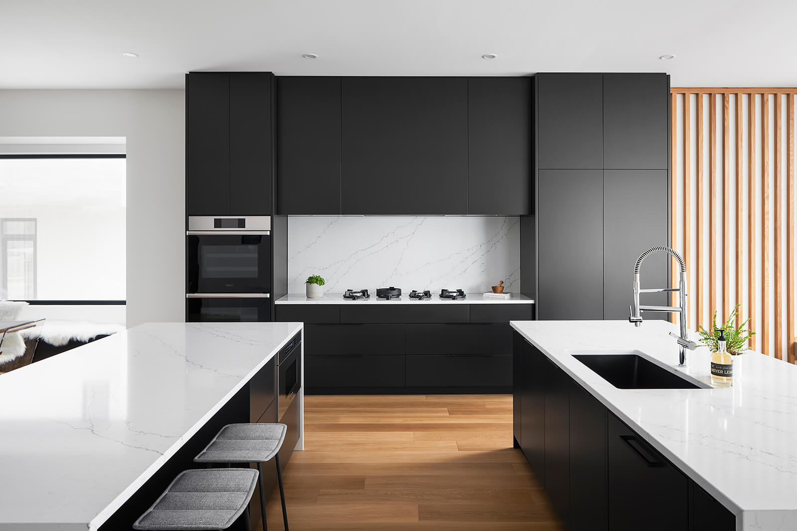 London Home Builders Millstone Homes - Home2 Kitchen One Point Final