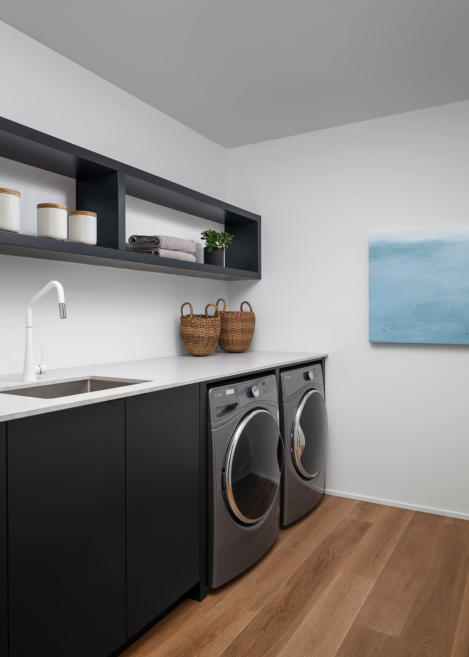 London Home Builders Millstone Homes - Home2 Laundry Final