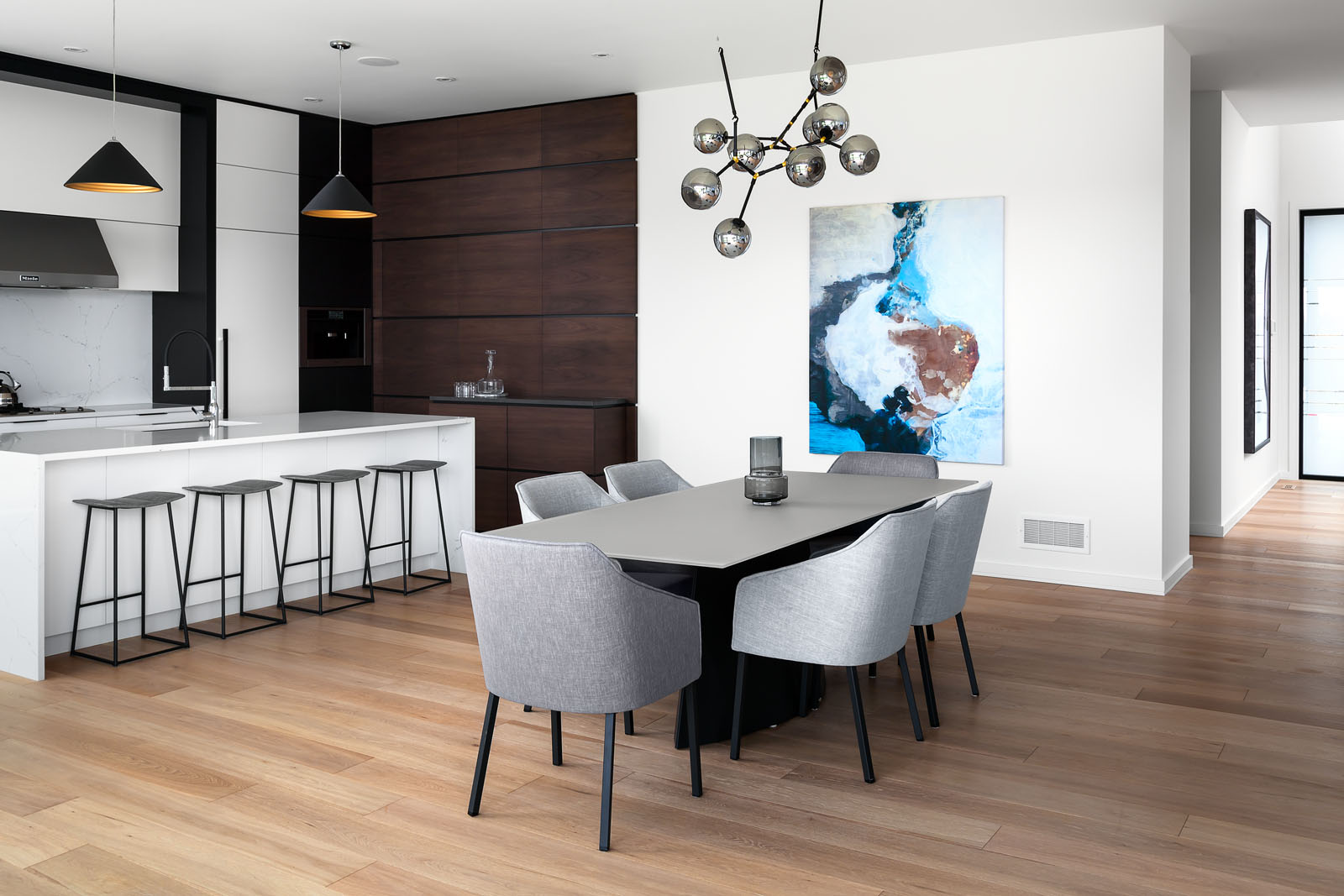 London Home Builders Millstone Homes - Ironwood Dining Wide Final